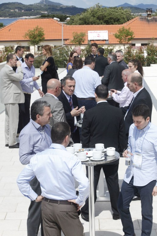 Meeting Coffee Break Dubrovnik