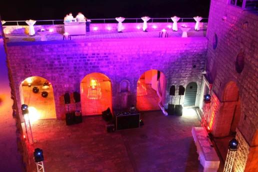 Dinner-Venues-Dubrovnik-Lovrijenac