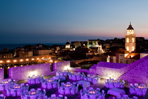 Dinner-Venues-Dubrovnik-Revelin -Terrace
