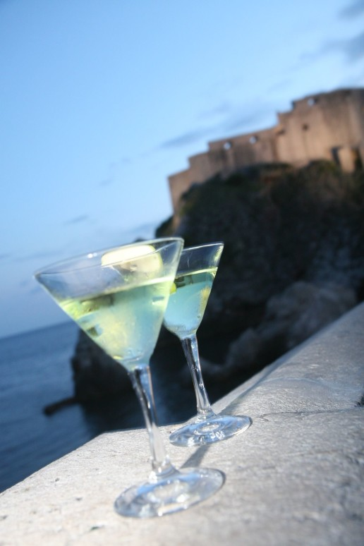 Cocktail reception Dubrovnik