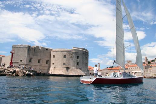 Sailing individual travelers Dubrovnik