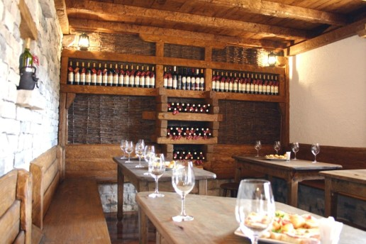 Winery Croatia Dinning