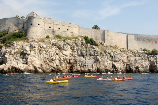 Sea Activity Kayaking Dubrovnik