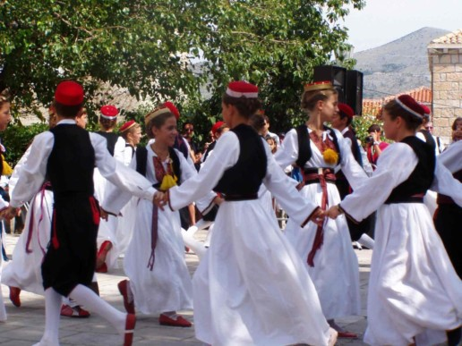 Enterntainment-Dubrovnik-Folklore-Dance