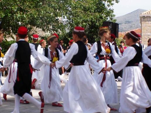 Enterntainment-Dubrovnik-Folklore-Dance