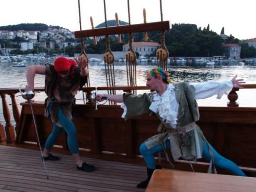 Enterntainment-Dubrovnik-Pirates