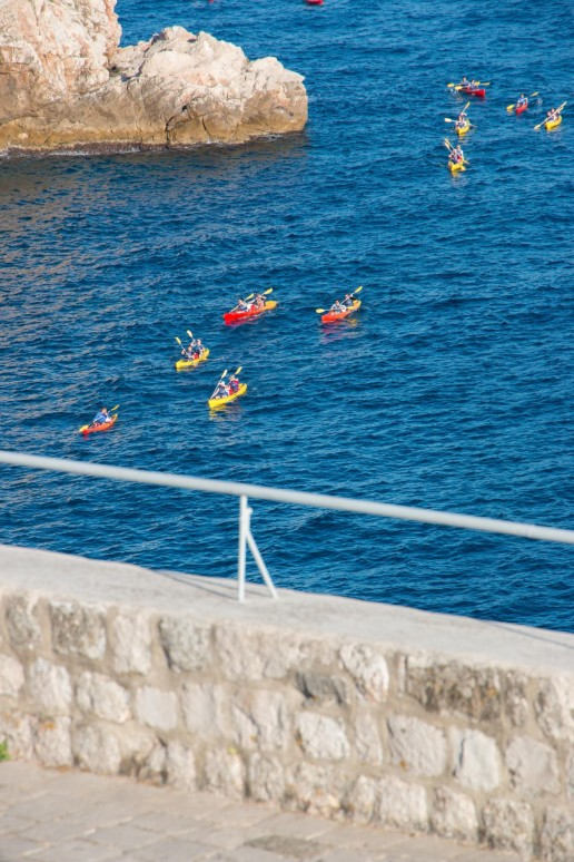 Excursions Sea Kayak Dubrovnik