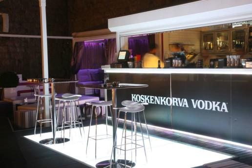 Bar Branding Product Launch