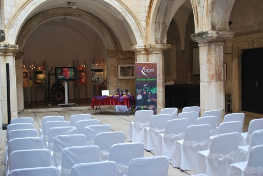 Product launch and promotion Dubrovnik