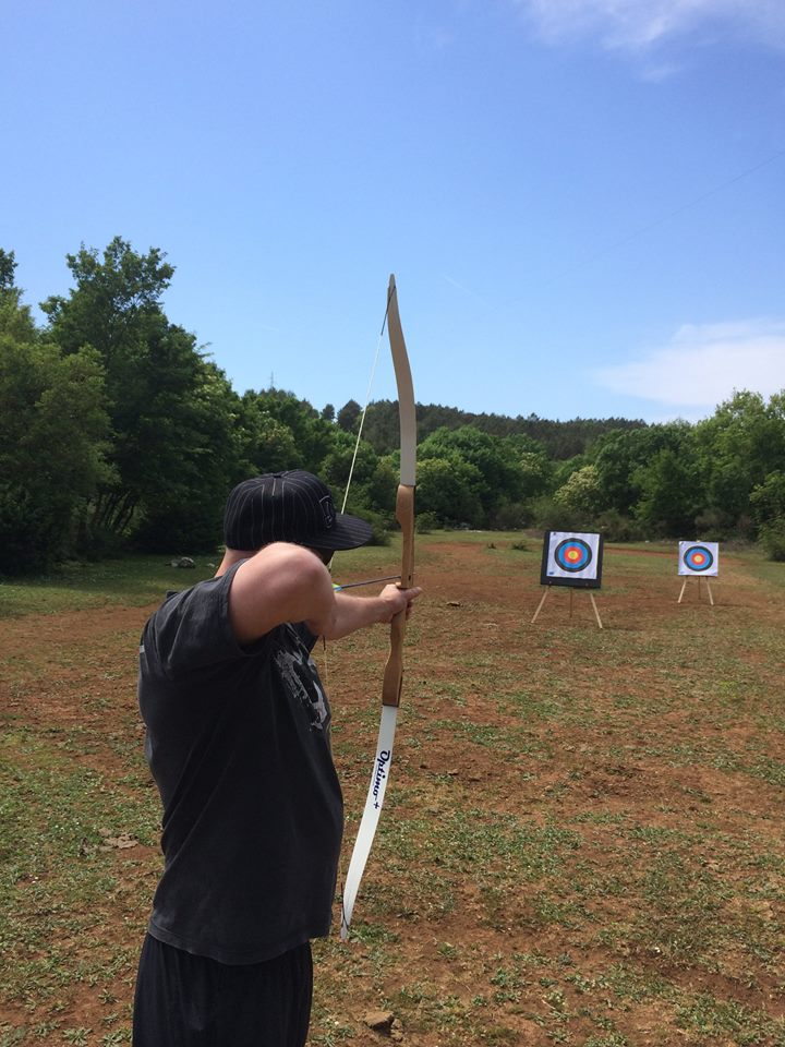 Archery Competition Dubrovnik Team building